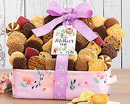Suggestion - Mother's Day Cookie and Brownie Gift Collection