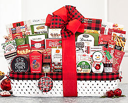 Suggestion - Holiday Extravaganza Gift Basket