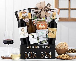 Suggestion - California Classic Trio Gift Basket