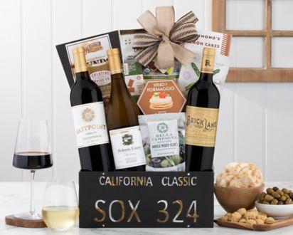 California Classic Gift BasketCalifornia Classic Gift Basket ...