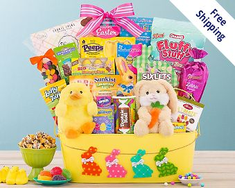Easter baskets at wine country gift baskets quick look wishlist wishlist ultimate easter assortment gift basket negle Image collections