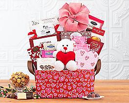 Suggestion - Happy Valentine's Day Gift Basket
