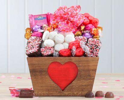 Valentine Sweets and Godiva Truffle AssortmentValentine Sweets and Godiva Truffle Assortment ...