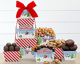 Suggestion - Rocky Mountain Chocolate Factory Tower Original Price is $24.95