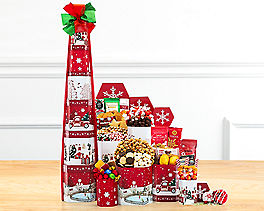 Suggestion - Winter Cheer Gift Tower