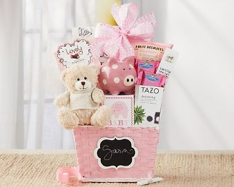 Baby gift baskets at wine country gift baskets item 6047 negle Gallery