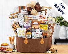 Gourmet Choice Gift Basket Gift Basket Free Shipping