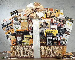 Suggestion - Grand Gourmet Gift Basket