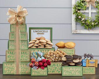 Ghirardelli, Godiva Chocolate and More Gift Basket