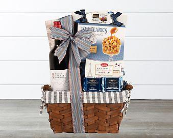Canada Gourmet Gift Basket