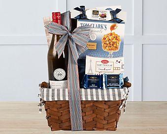 Canada Celebration Gift Basket
