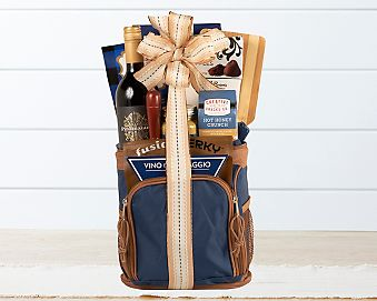 Golf Party Gift Basket