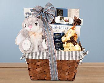 Easter Bunny Hugs Gift Basket Gift Basket