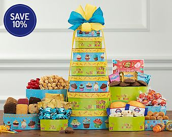 Best Wishes Gift Basket 10% Save Original Price is $49.95