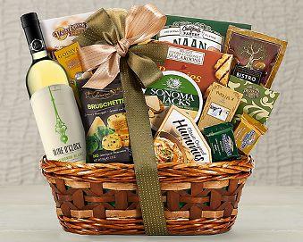 Bon Appetit Celebration Gift Basket