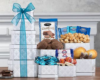 Rocky Mountain, Ghirardelli Chocolate and More Gift Basket