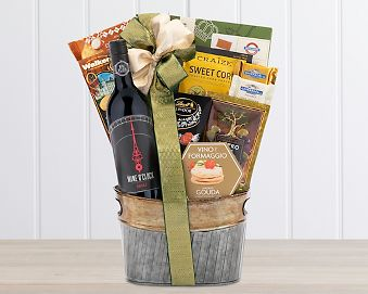 Okanagan Valley Gourmet Gift Basket