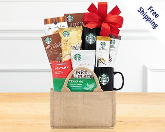 Item 613 - Starbucks Coffee and Teavana Tea Collection FREE SHIPPING