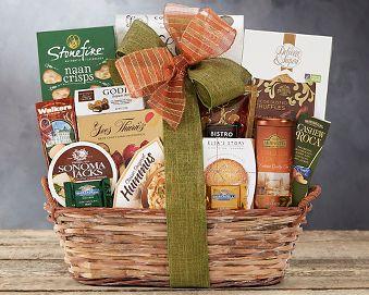 Premium Choice Gourmet Gift Basket Gift Basket