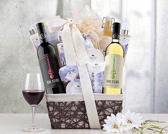 Spa Celebration Gift Basket