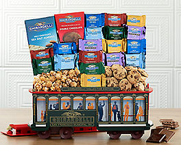 Suggestion - Ghirardelli Cable Car Chocolate Collection