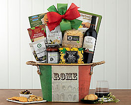Suggestion - Viti Della Terra Sangiovese Wine Basket Original Price is $99.95