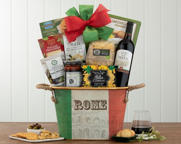 Image result for Val Serena Sangiovese Assortment Gift Basket