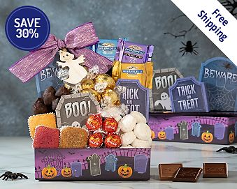 Trick or Treat Tower of Sweets Free Shipping 30% Save Original Price is $39.95
