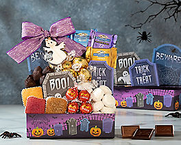 Suggestion - Trick or Treat Tower of Sweets