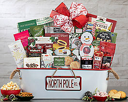 Suggestion - Holiday Collection Gift Basket Original Price is $180