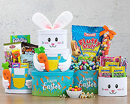 Suggestion - Lindt Chocolate and Brownie Halloween Gift Tower