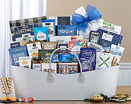 Suggestion - Deluxe Kosher Gift Basket