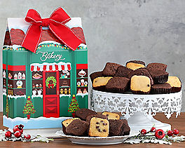 Suggestion - Belgian Chocolate Brownie Holiday Collection