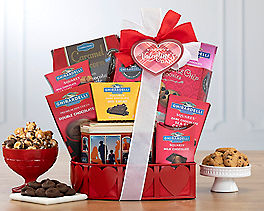 Suggestion - Ghirardelli Thinking of You Chocolate Gift Basket Original Price is $54.95