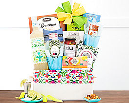 Suggestion - Margarita Time Gift Basket