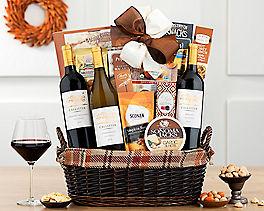 Suggestion - Callister Cellars Harvest Wine Basket