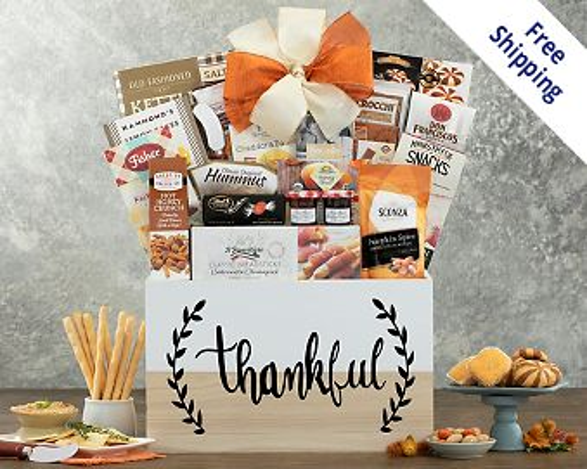 Thankful Collection Gift Basket Gift Basket