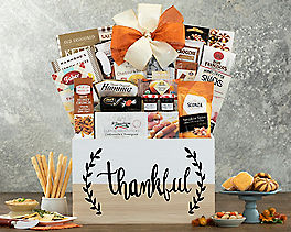 Suggestion - Thankful Collection Gift Basket