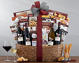 Suggestion - Talaria Vineyards Sonoma Quartet Wine Basket Original Price is $250.00