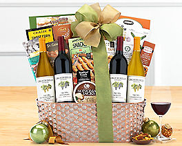 Suggestion - Grgich Hills Napa Valley Collection Wine Basket