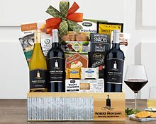 Robert Mondavi Private Selection Wine Basket Gift Basket