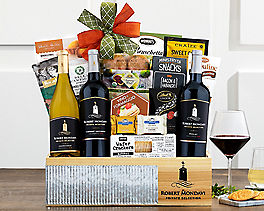 Suggestion - Robert Mondavi Private Selection Wine Gift Basket