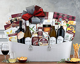Suggestion - Ferrari-Carano Sonoma Exclusive Wine Basket Original Price is $350.00