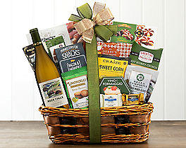 Suggestion - Rock Falls Chardonnay Bon Appetit Wine Basket