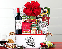 Suggestion - Vintners Path Merlot Season's Greetings