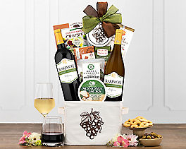 Suggestion - Rock Falls Vineyards Duet Wine Basket