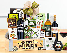 Suggestion - Franciscan Winery California Wine Basket