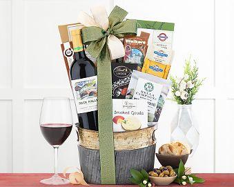 Item 740 - Edenbrook Vineyards Cabernet Wine Basket