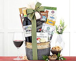Suggestion - Rock Falls Vineyards Cabernet Wine Basket