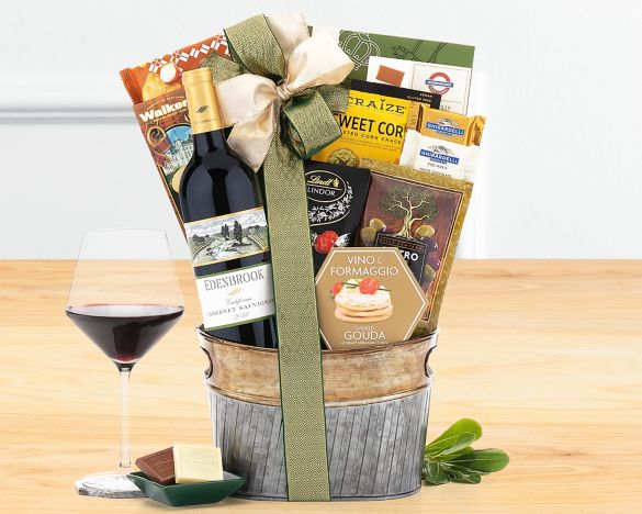 Briar creek cellars cabernet gift basket at wine country gift baskets image2 negle Image collections